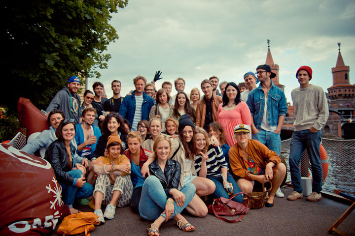 Ein Boot voller Blogger Bloggerboot_2012_18