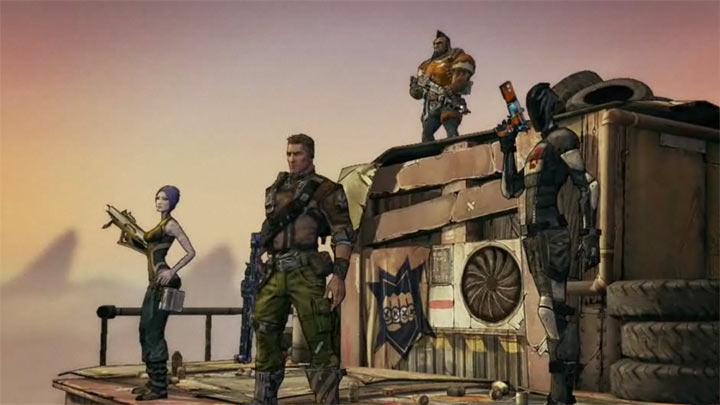 Trailer: Borderlands 2 Borderlands_2_trailer
