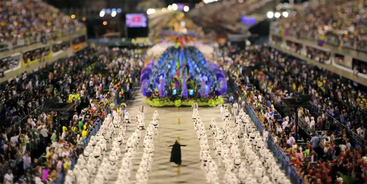 Tiltshift: Karneval in Rio City_of_Samba