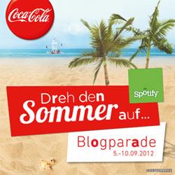 Gewinnt mit der LangweileDich.net-Playlist CocaCola_Blogparade_Visual