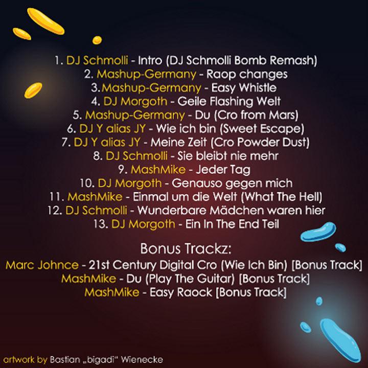 Cro - MAOP (Mashup-Album) Cro_MAOP_02
