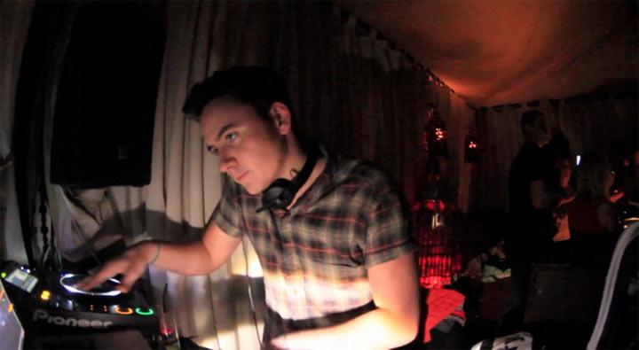 Wenn der DJ nicht weiß, was er spielt