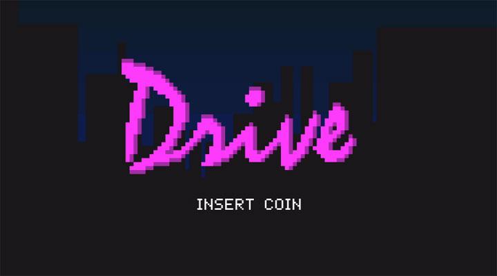 Drive: 8-Bit-Tribute DRIVE_8bit_tribute