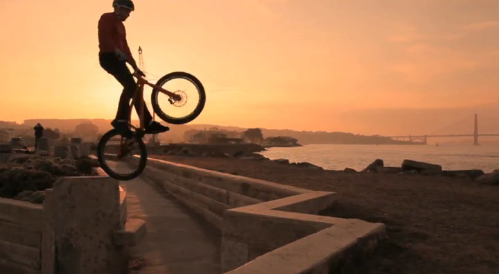 Danny MacAskill vs. San Francisco