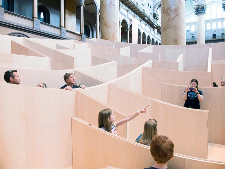 Labyrinth wird nach Innen ersichtlich BIG_maze_02