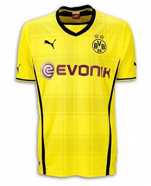 Borussia Dortmund hat das schönste Trikot BVB_Trikotmeister-13_01