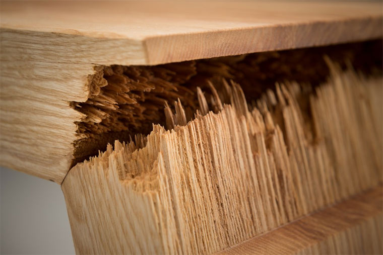 Broken: zerfasertes Holz-Design Broken_06