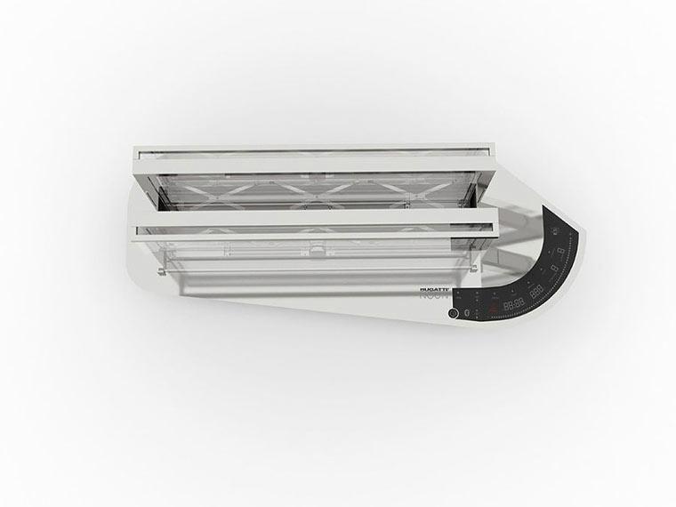 Design-Toaster aus Glas: Bugatti Noun
