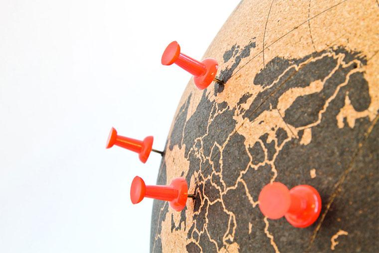 Der Kork-Globus Cork_Globe_02