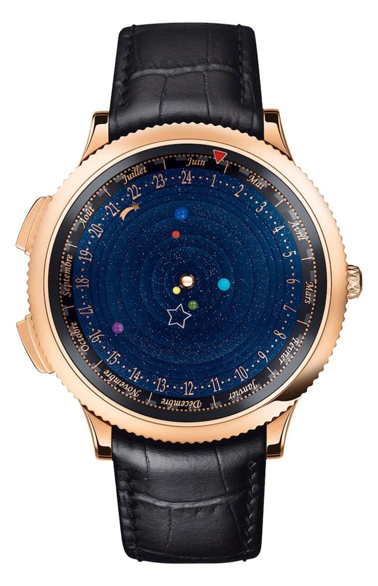 Luxus: die Sonnensystem-Uhr Midnight_Planetarium_04