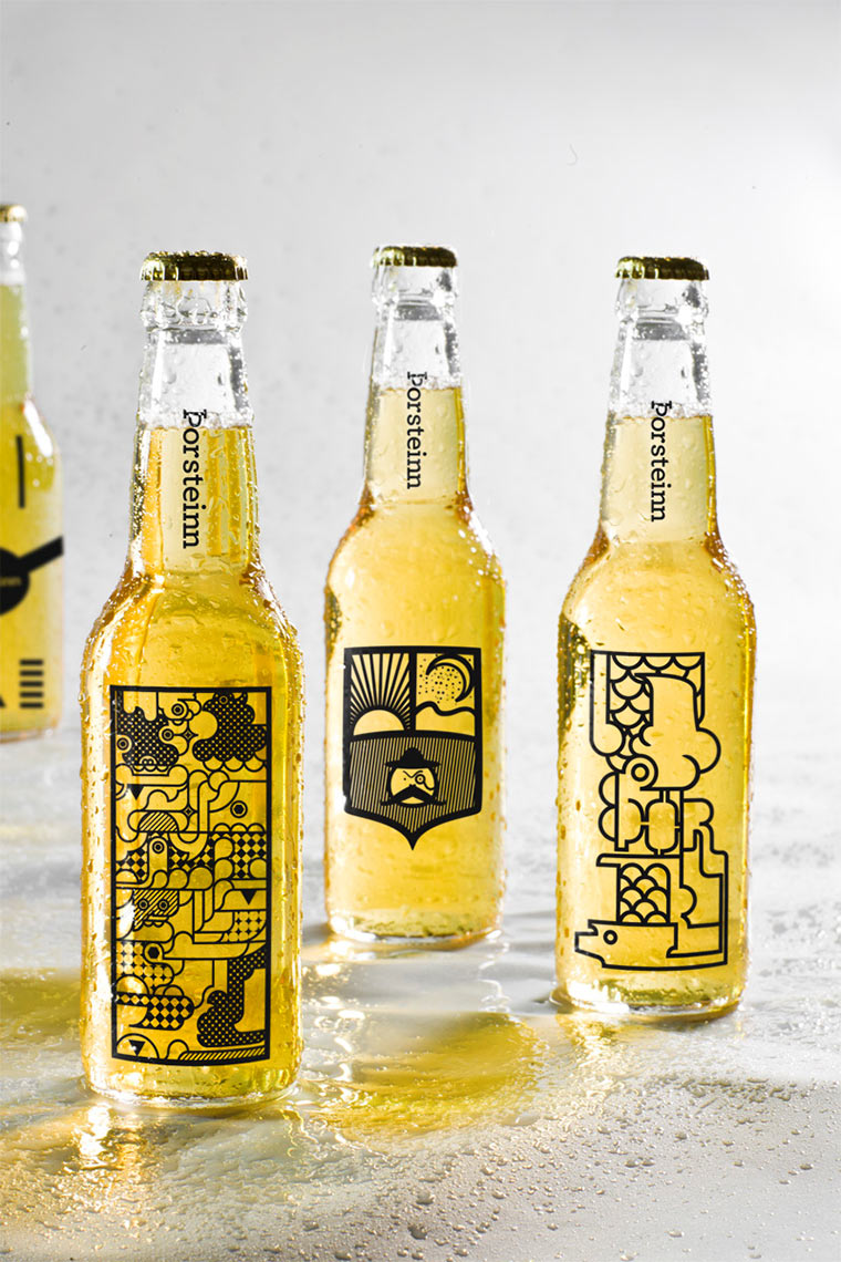 Bierdesignkonzept: Þorsteinn Thorsteinn_Beer_03