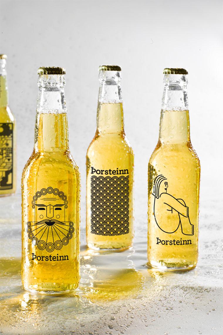 Bierdesignkonzept: Þorsteinn Thorsteinn_Beer_04
