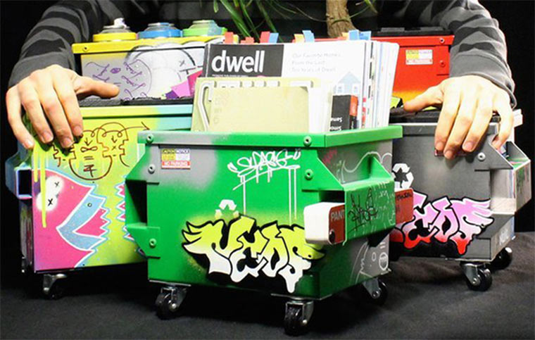 Cool: stylischer Mini-Container für den Schreibtisch desktop_dumpsters_02