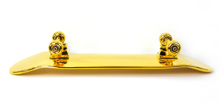 Skateboard aus purem Gold golden_Skateboard_05