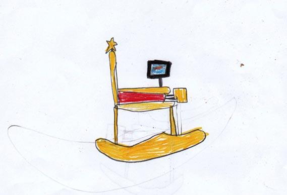 Von Kindern designte Möbel kids_chairs_02