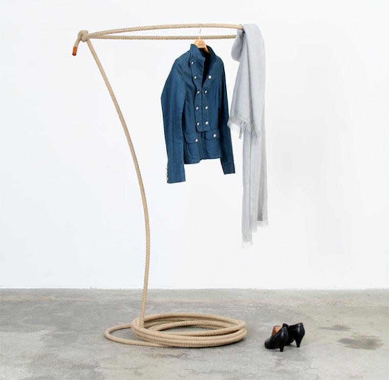 Die Lasso-Garderobe