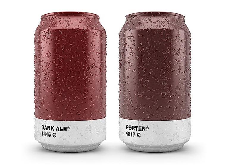 Pantone-Bier