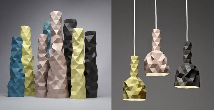 Stylisch für die Bude: geometrical vases Faceture_02