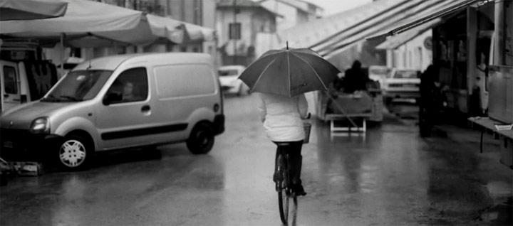 Das Gefühl frischen Regens: Falling Pearls