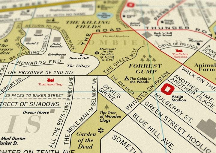 Straßenkarte voller Filmtitel Film_map_05