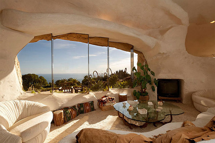 Architektur: Real Life Flintstones-Haus Flintstones_House_03