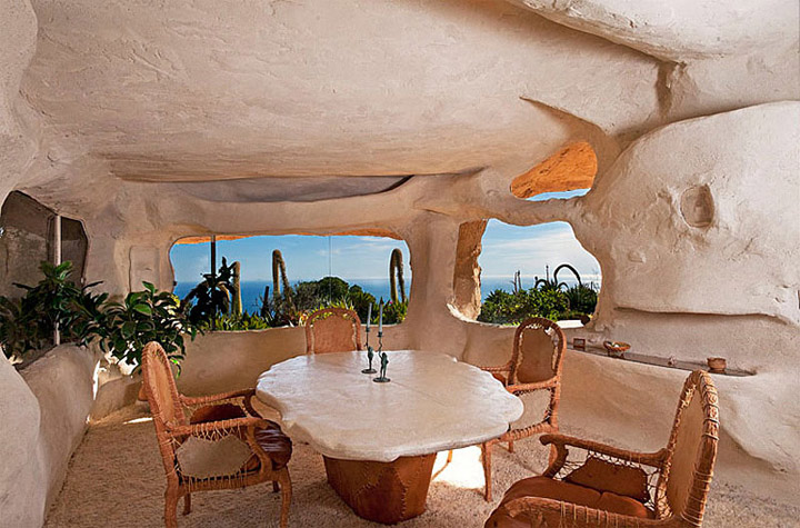 Architektur: Real Life Flintstones-Haus Flintstones_House_04