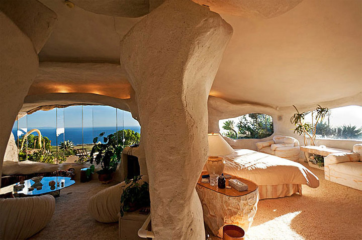 Architektur: Real Life Flintstones-Haus Flintstones_House_08