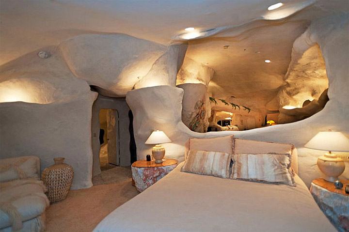 Architektur: Real Life Flintstones-Haus Flintstones_House_09