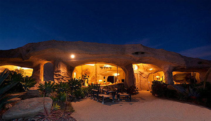 Architektur: Real Life Flintstones-Haus Flintstones_House_11