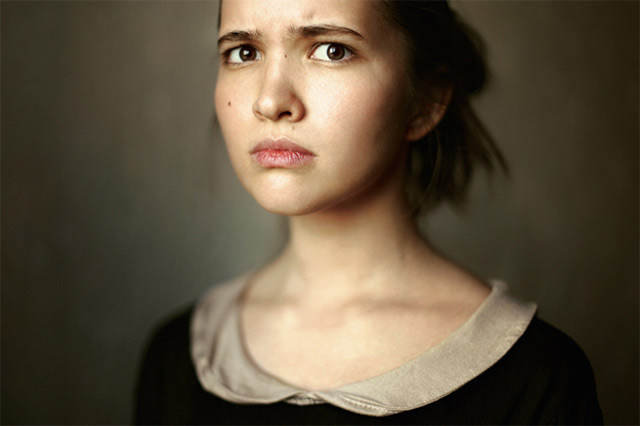 portrait photography by Efim Shevchenko