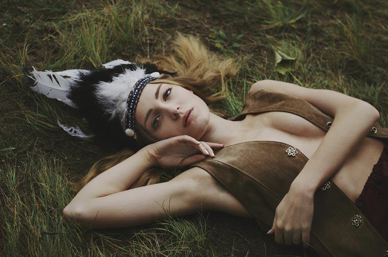 Fashion Fotografie: Hanna Komasinska