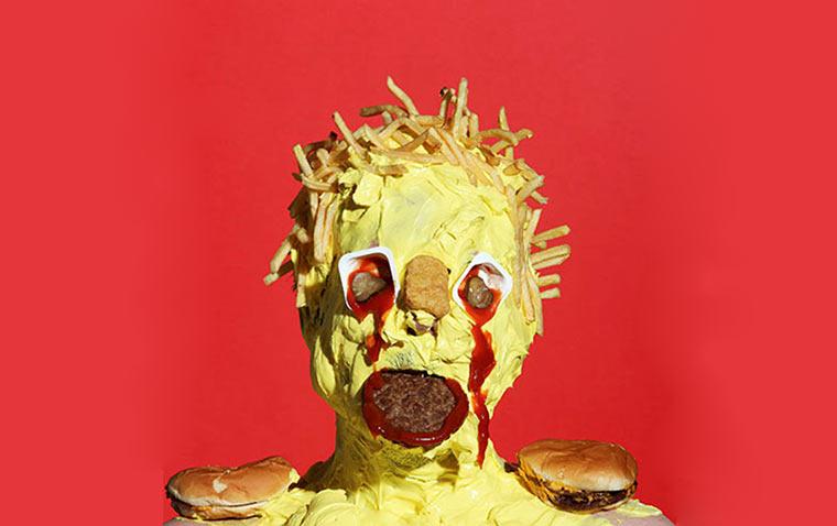 Junk Food-Portraits