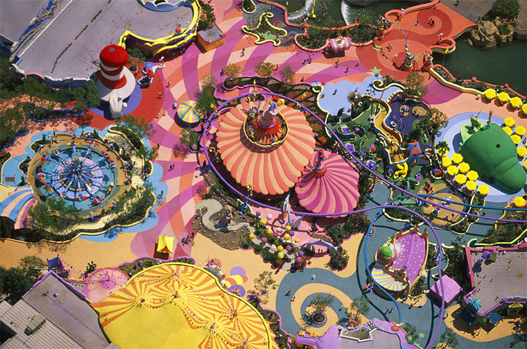 Spielerische Landschaften von Oben MacLean_01