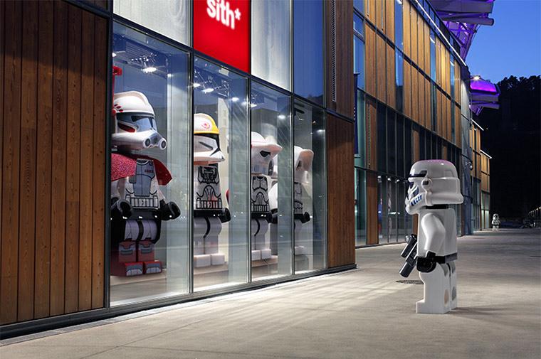 LEGO Star Wars-Stadtteil in Lyon StarWars_LEGO_Lyon_01