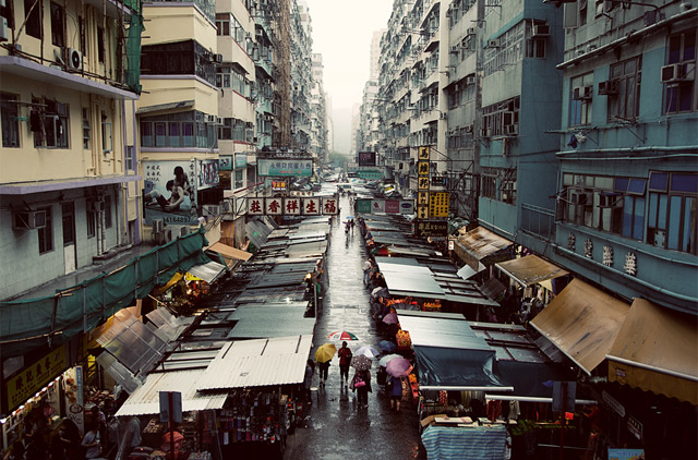 photography: Streets of Hong Kong