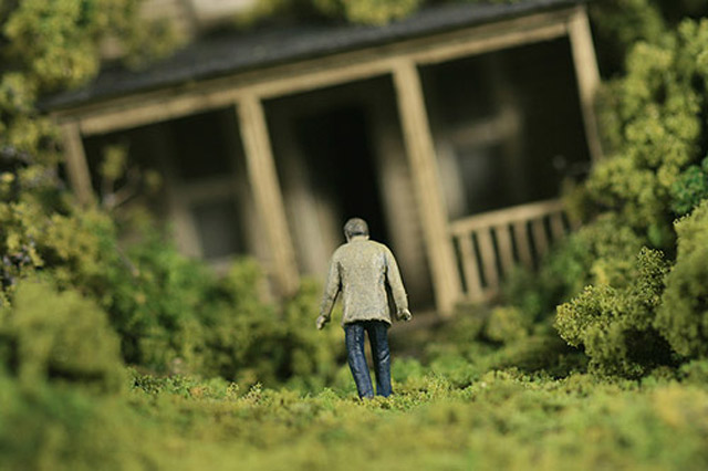 Miniature Worlds by Thomas Doyle