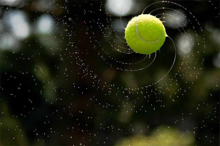 Nasser Tennisball macht einen auf Welle tenniswelle_02