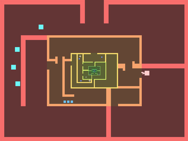 Geniales Pixelspiel: Fracuum Fracuum_01