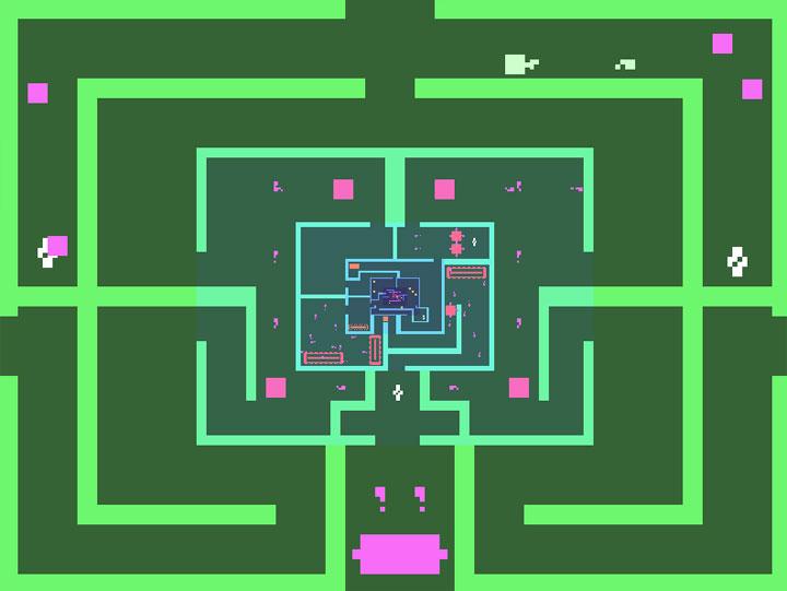 Geniales Pixelspiel: Fracuum Fracuum_03