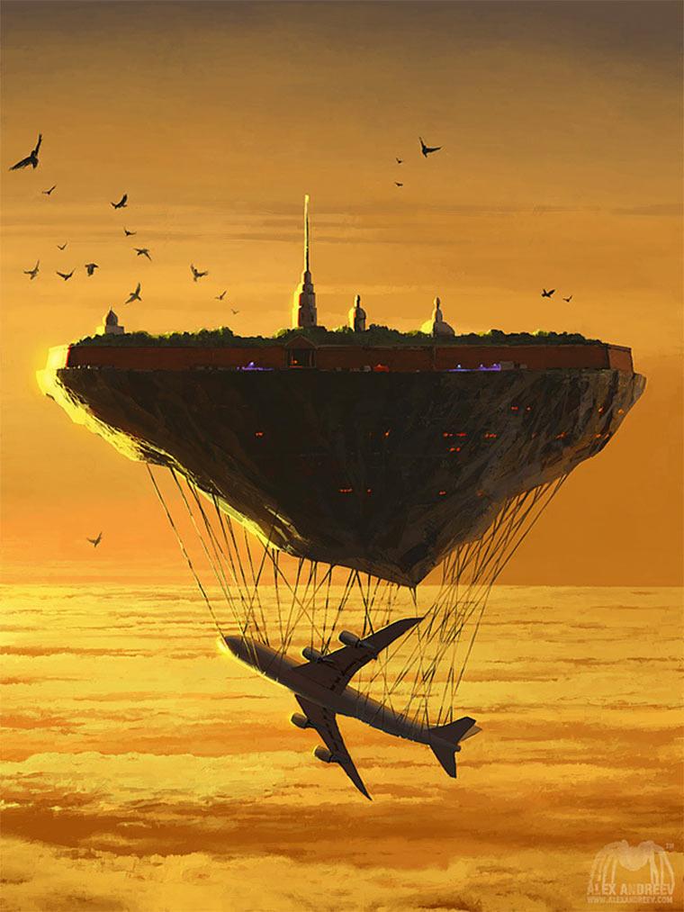 surreale Fantasiegemälde: Alex Andreev Alex-Andreev_04