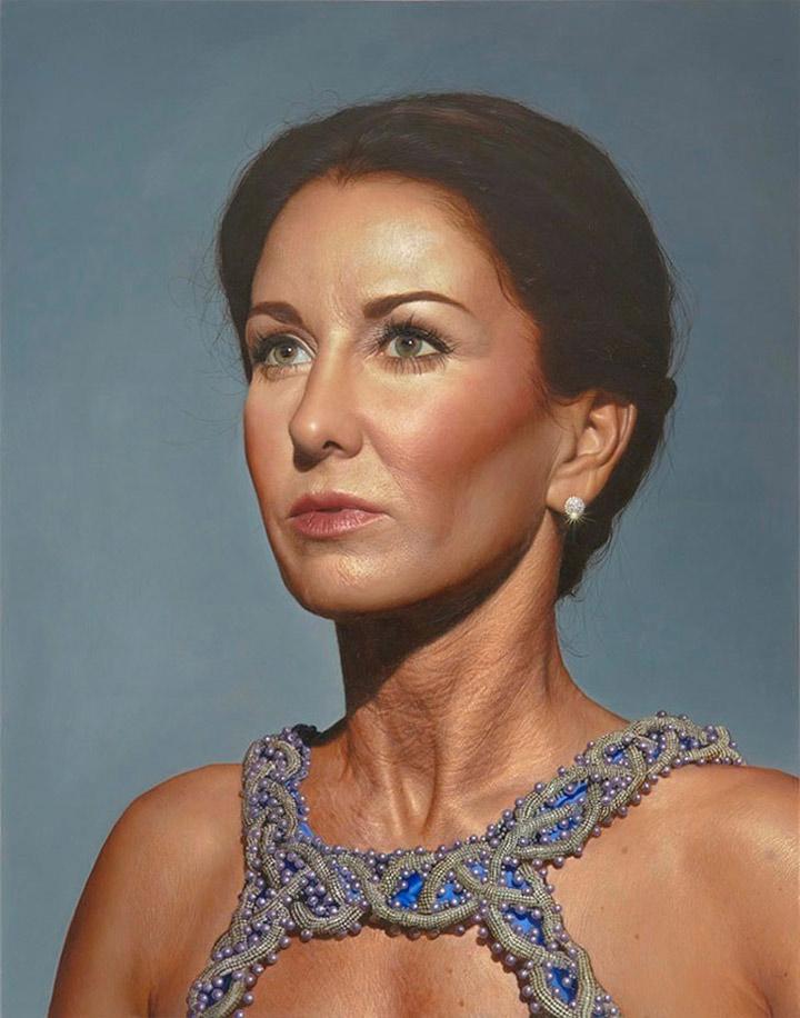 realistic oil paintings by Bryan Drury