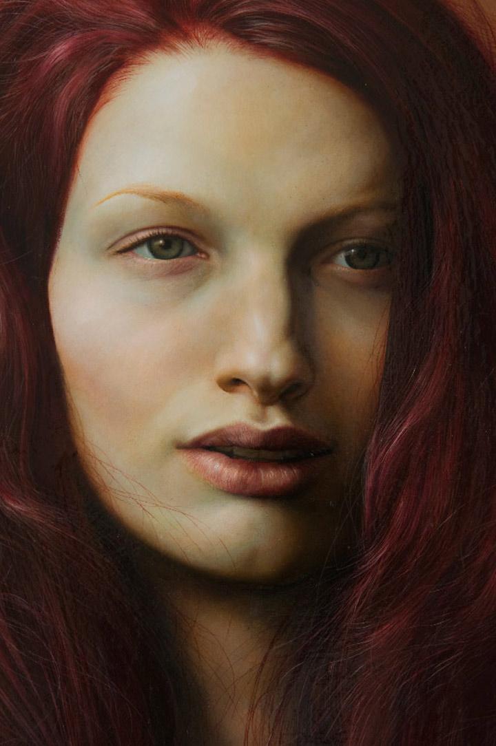 Malerei: Realistische Portraits von Bryan Drury Bryan_Drury_09