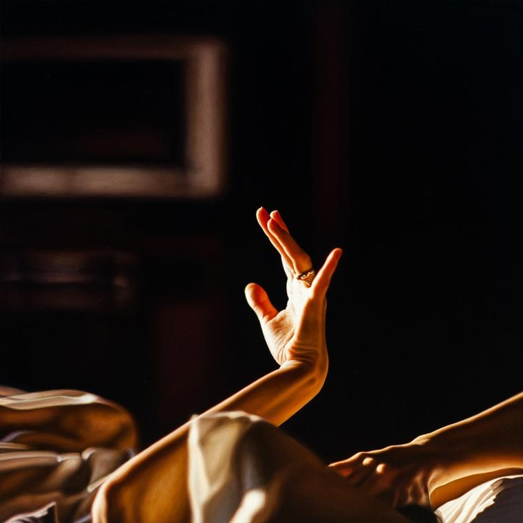 körperhafter Realismus: Malerei von Damian Loeb Damian_Loeb_04