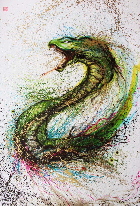 Malerei: Hua Tunan Hua-Tunan_07