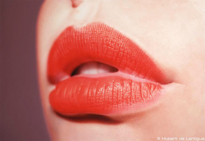 realistische Malerei: French Lips Hubert_de_Lartigue_06