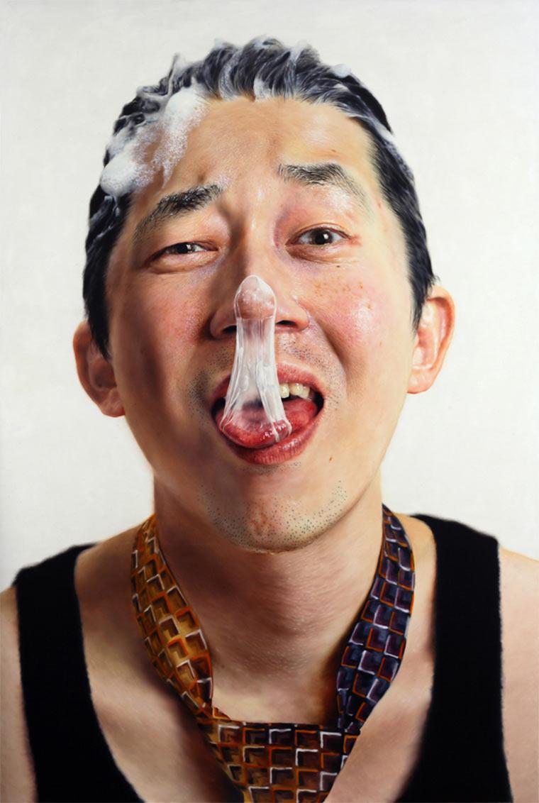 hyperrealistische Gemälde: Kang Kang-Hoon Kang-Kang-Hoon_03