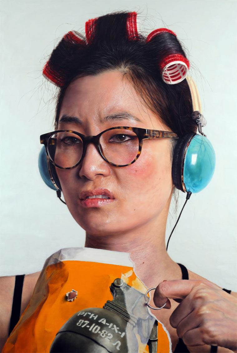 hyperrealistische Gemälde: Kang Kang-Hoon Kang-Kang-Hoon_04
