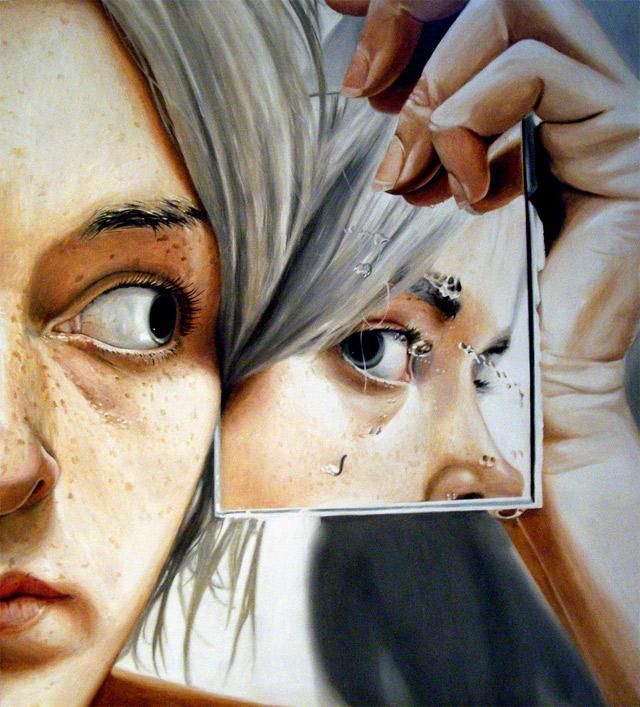realistische Malerei: Linnea Strid LinneaStrid2_06