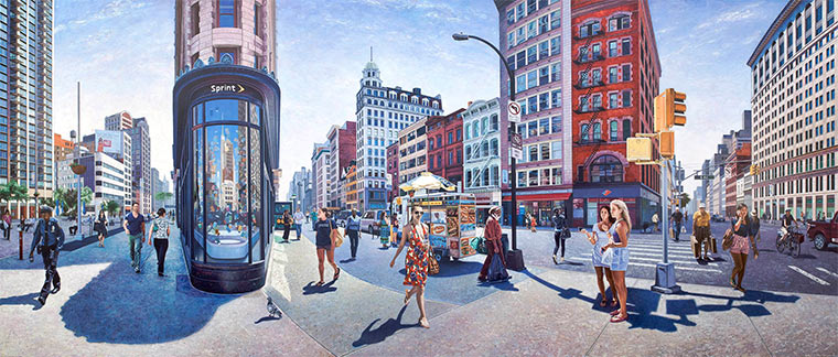 hyperrealistische Stadtlandschaften: Nathan Walsh Nathan_Walsh_03