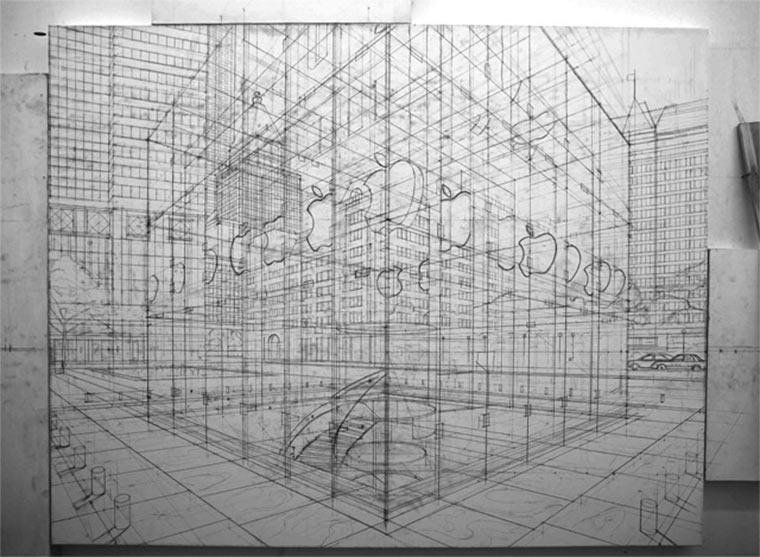 hyperrealistische Stadtlandschaften: Nathan Walsh Nathan_Walsh_06